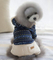 Cold Weather Dog Hoodie Clothes Pet Winter Coat Pet Products