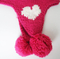 Acrylic Knitted New Beautiful Ladies Hat Ear Warmer with POM