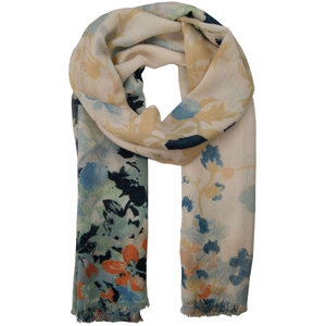 100% Acrylic Wholesale Customized Fashion jacquard Woven Scarf
