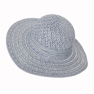 Lady Fashion Beautiful Style Paper Straw Hat Beach Sunny Straw Hat