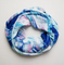 High Quality Spring Autumn Winter Women Neckwarmer Printed Polyester Woven Scarf