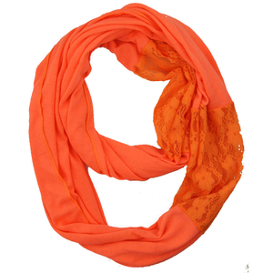 Wholesale Customized Acrylic Scarf Knitted Neck Warmer, Fashion Accessory