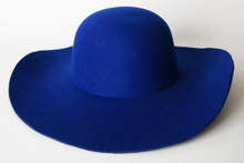 2017 New Arrival Custom Wool Hat Floppy Fedora Felt Hats Lady Fashion