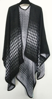 Hot sale China Market New Style 100% Acrylic Woven Shawl