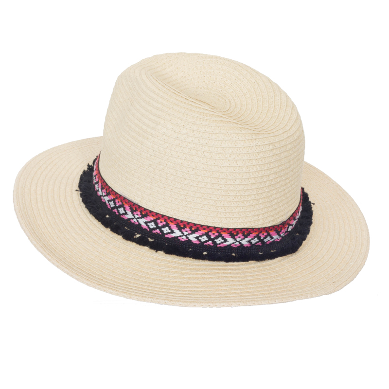 2018 New Arrival Beautiful Women Beach Sun Straw Hats Wholesale