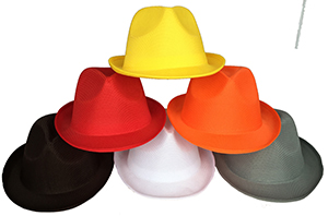 Wholesale Polyester Straw Hats Unisex Sun Custom Straw Hat